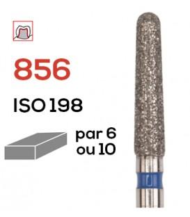 Fraise diamantée pour congés 856