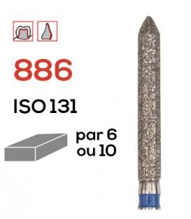Fraise diamantée pour congés  886