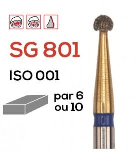 Fraise diamantée à boule SG 801