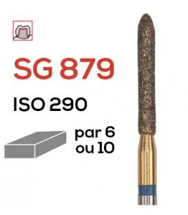 Fraise diamantée pour congés SG 879
