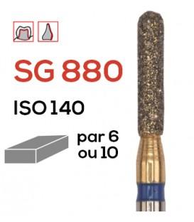 Fraise diamantée pour congés SG 880