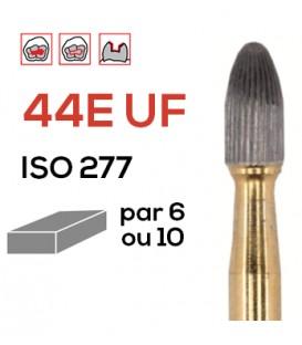 Fraise de finition en carbure de tungstène 44E UF