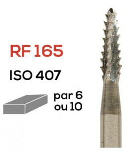Fraise chirurgicale RF 165