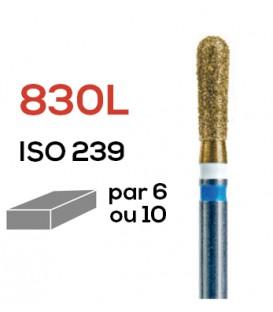 Fraise spéciale pour zircon 830L