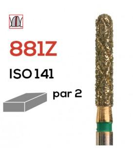 Fraise spéciale pour zircon 881Z