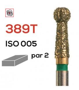 Fraise spéciale pour zircon 389T