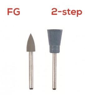Polissoir Diaceram 2-step S: FG