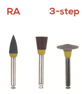 Polissoir Diaceram 3-step S: RA